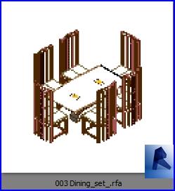 mesas con sillas 003