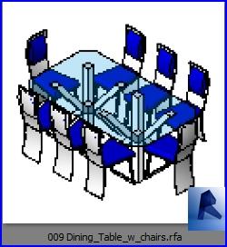 mesas con sillas 009