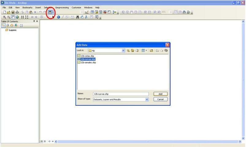 Sistema de Información Geodésica ARGIS 04 | Introducción al ArcGIS | Exportar datos a AutoCAD