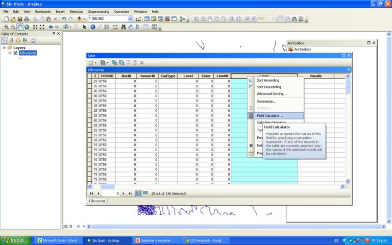 imp y exp a cad 06 - exportanal cad