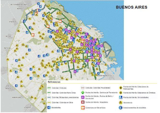 transporte sostenible 170 - soluciones buscadas B.aires