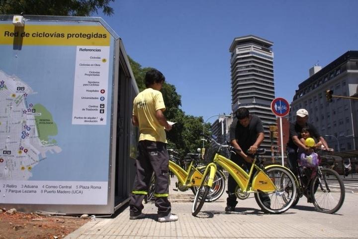 transporte sostenible 171 - soluciones buscadas B.aires