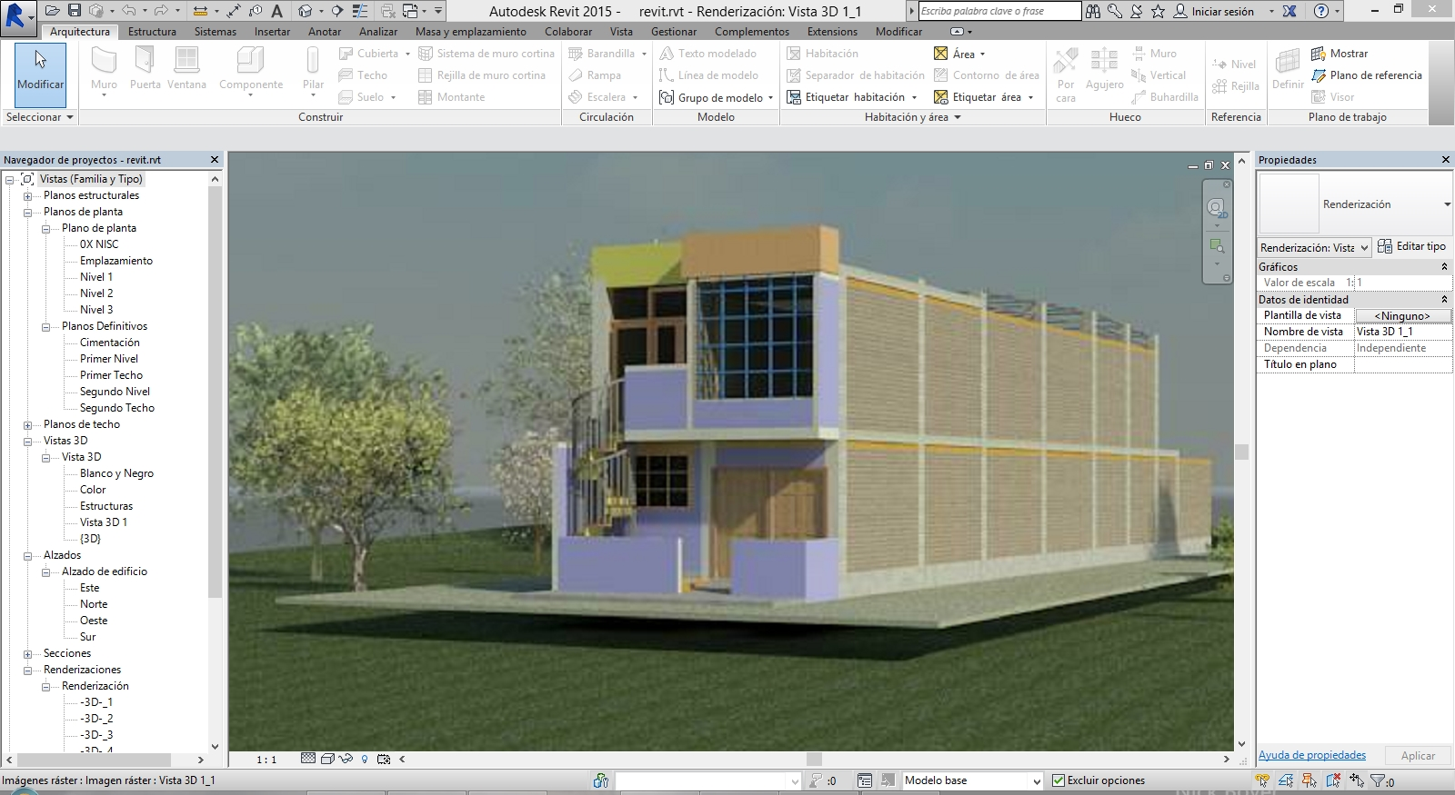 Tutorial revit