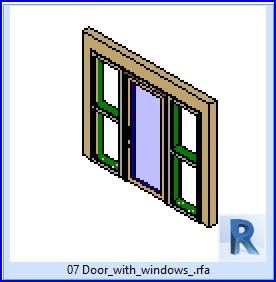 07 Puerta con ventanas .rfa
