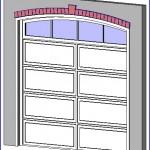 Familias para Revit | 43 puertas de garaje | 09 PUERTA DE GARAJE W CABECERA .rfa