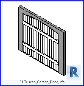21 Toscana puerta de garaje .rfa