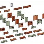 Familias para Revit | 56 Varios | 0137 Coalesse dENiZEN LiNEA DE PRODUCTOS Sistema de muebles .rvt