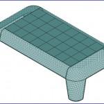 Familias para Revit | 56 Varios | 0141 Coalesse UEM Ivy rectangular lateral tabla .rfa