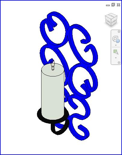 0232 decorativos de hierro rustico Candle Holder  .rfa